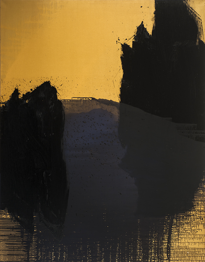 JAN Mulder-Corona #3 - 2015, 190 x 150 cm.jpg Orange Water