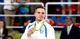 Λευτέρης Πετρούνιας Χρυσός Ολυμπιονίκης Ρίο2016