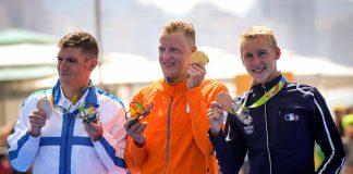 Σπύρος Γιαννιώτης Ριο 2016 Ολυμπιακοί Αγώνες κολυμβηση 10 χλμ ανοιχτής θαλάσσης
