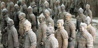 Πήλινος Στρατός Κίνα