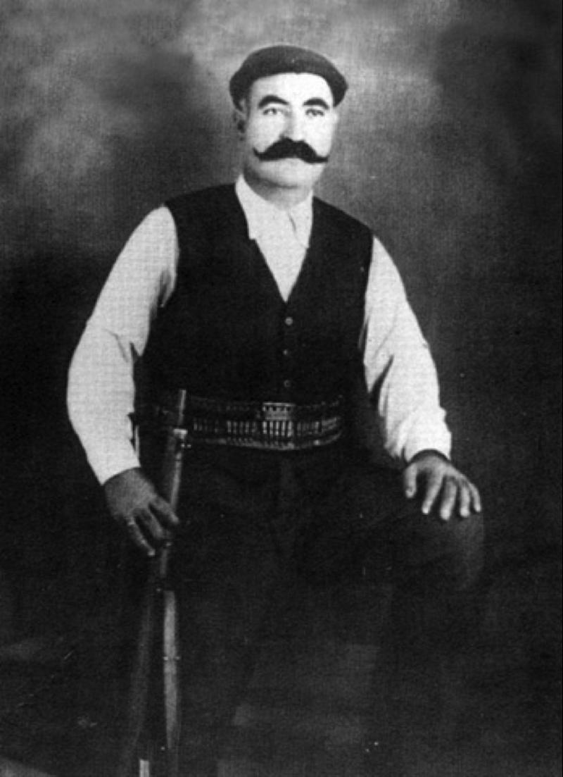 Ο καπετάν Εμμανουήλ Μπαντουβάς