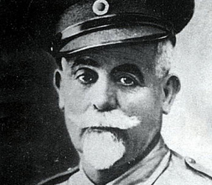Αντώνης Γρηγοράκης