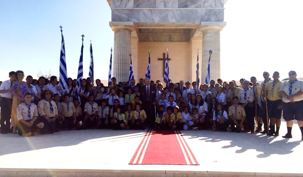 Κάϊρο, Αιγυπτιώτης Ελληνισμός Ελ Αλαμέιν