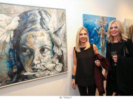 """έκθεση ζωγραφικής και γλυπτικής """"IndepArt2016"""""""