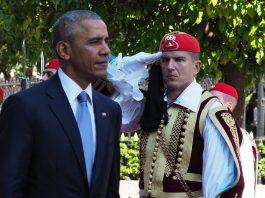 Στην Αθήνα ο Μπαράκ Ομπάμα