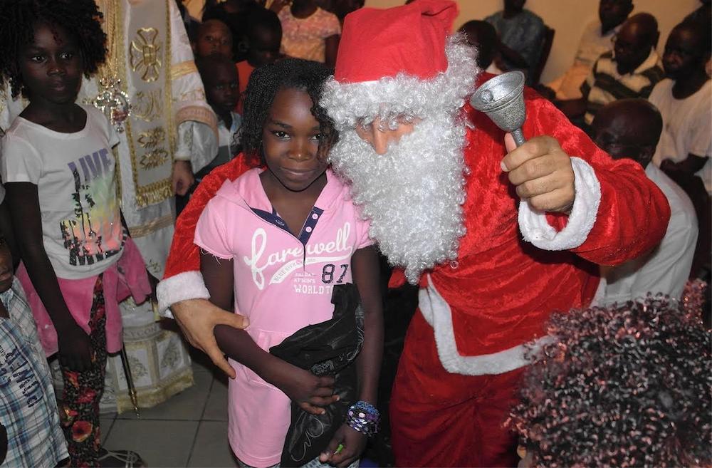 Χριστούγεννα στο Pointe-Noire