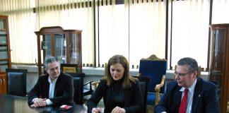 Υπογραφή συμφωνίας ΠΑΜΑΚ-TCB