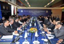 Σύνοδος της Μεικτής Επιτροπής Συνεργασίας Ελλάδας - Ηνωμένων Αραβικών Εμιράτων