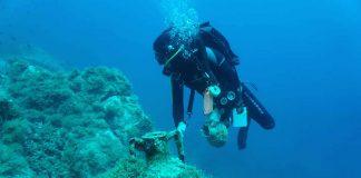 Δήλος υποβρύχια αρχαιολογική έρευνα