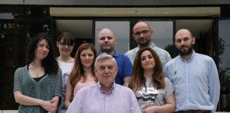 Ερευνητική Ομάδα Συστημάτων Μεταφοράς του ΑΠΘ