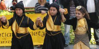Μαθήματα Ελληνικών και Ποντιακών Χορών στη Μόσχα