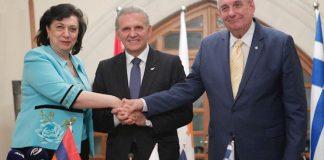 Τριμερής συνάντηση Ελλάδας, Κύπρου και Αρμενίας για θέματα Διασποράς