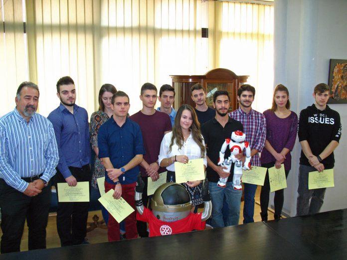 ανεπιστήμιο Μακεδονίας Ακαδημία Ρομποτικής