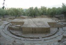 Αρχαίο θέατρο Αρχαία Θουρία