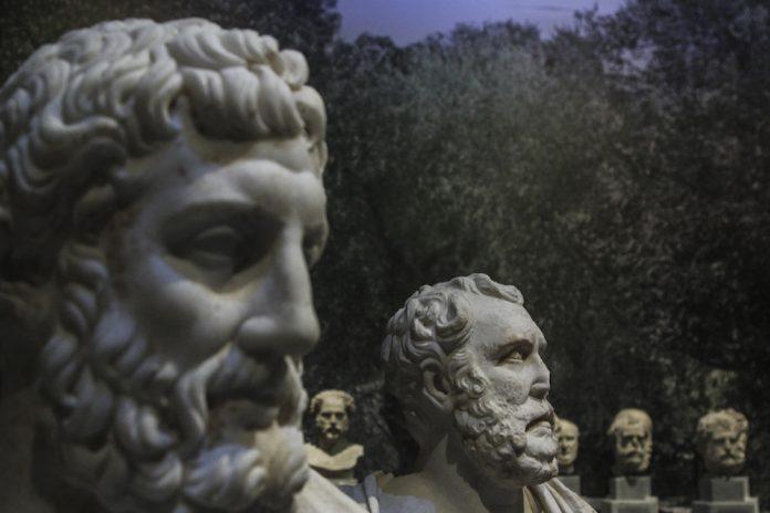 «Αδριανός και Αθήνα. Συνομιλώντας με έναν ιδεατό κόσμο» στο Εθνικό Αρχαιολογικό Μουσείο