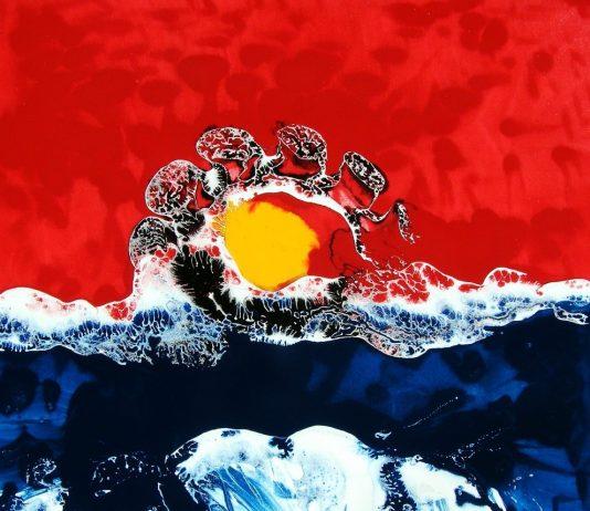 """Ατομική έκθεση του Αστέριου Τόρη με το θέμα """"Άπλετος Χώρος"""" στην Dépôt Art gallery"""
