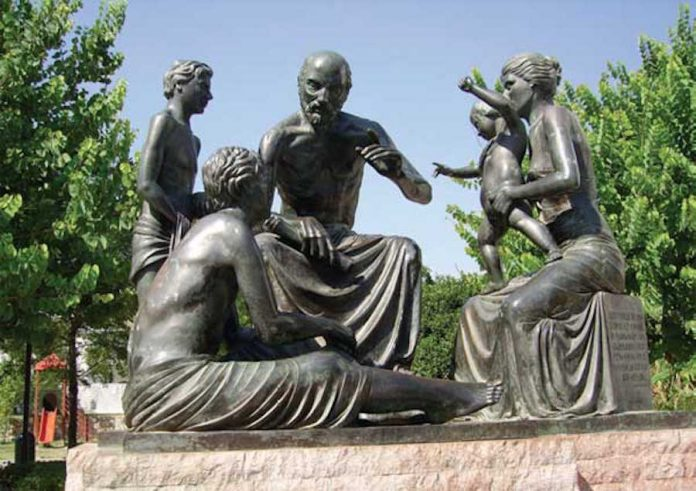 Μνημείο Ιπποκράτη Κως