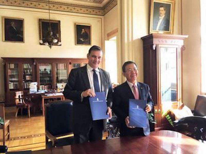 Συμφωνία συνεργασίας του Ε.Κ.Π.Α. με το Πανεπιστήμιο της Σεούλ