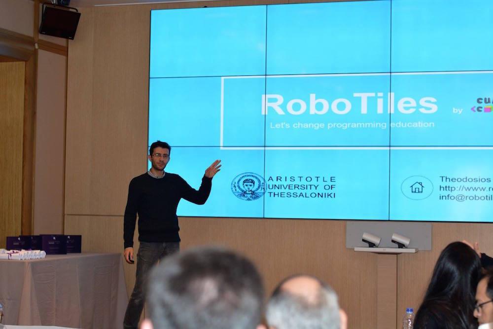 Robotiles