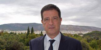 Γιώργος Τζιάλλας Γενικός Γραμματέας Τουριστικής Πολιτικής και Ανάπτυξης
