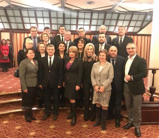 Η ελληνική αντιπροσωπεία στο φόρουμ «Μία διαφορετική Ελλάδα» στη Μόσχα με την Υφυπουργό Πολιτισμού αρμόδια για τον τουρισμό, κα Alla Manilova