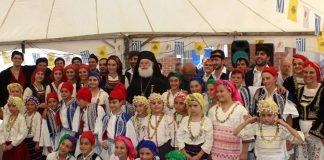 Ο Πατριάρχης Αλεξανδρείας στον ελληνισμό της Νότιας Αφρικής