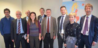 Συναντήσεις του Γ.Γ. Τουριστικής Πολιτικής & Ανάπτυξης, Γ. Τζιάλλα στις Βρυξέλλες με επιτελικά στελέχη της ΕΕ