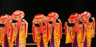 Ένα εξωτικό πολυθέαμα με χορούς Ryukyu από την Οκινάουα της Ιαπωνίας. Η Ομάδας Χορού IZENA-no-KAI στο Μέγαρο Μουσικής