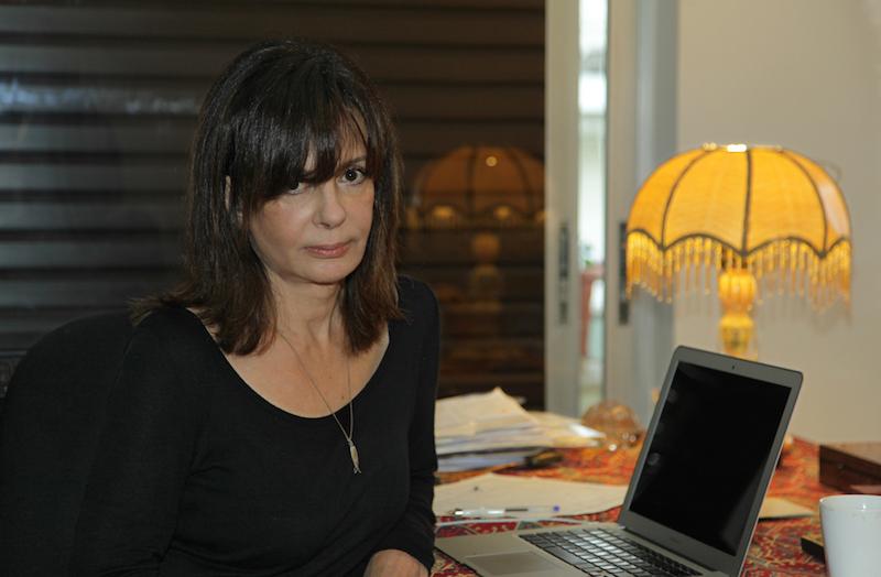 Έρση Σωτηροπούλου, έκθεση βιβλίου Παρίσι