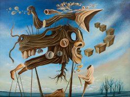 Κωνσταντίνος Τζαλαλής «Η Τέχνη, ο Εαυτός μου» Dépôt Αrt gallery