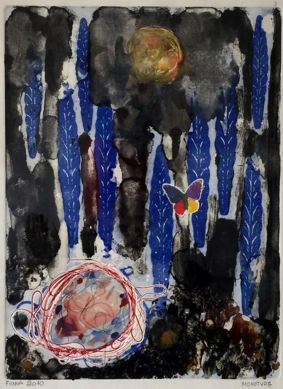 Φιόνα Μουζακίτη «Η Τέχνη, ο Εαυτός μου» Dépôt Αrt gallery