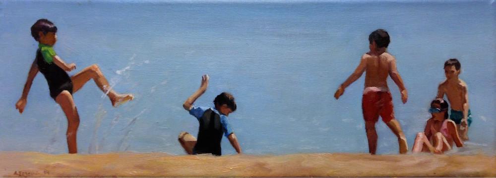 Αφροδίτη Σεζένια «Η Τέχνη, ο Εαυτός μου» Dépôt Αrt gallery