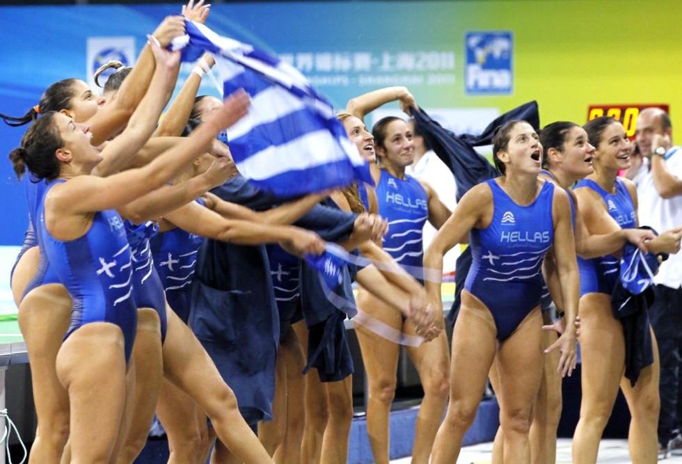 15e21edd0d66 Χρυσό μετάλλιο για την εθνική πόλο γυναικών στο Europa Cup