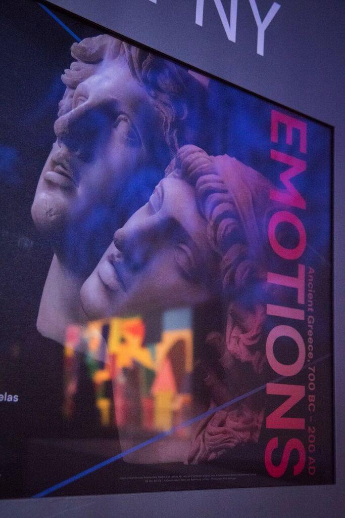 Διεθνής διάκριση για την έκθεση «Ένας κόσμος συναισθημάτων, Αρχαία Ελλάδα 700 π.Χ. – 200 μ.Χ.» του Ωνάσειου Πολιτιστικού Κέντρου Νέας Υόρκης.