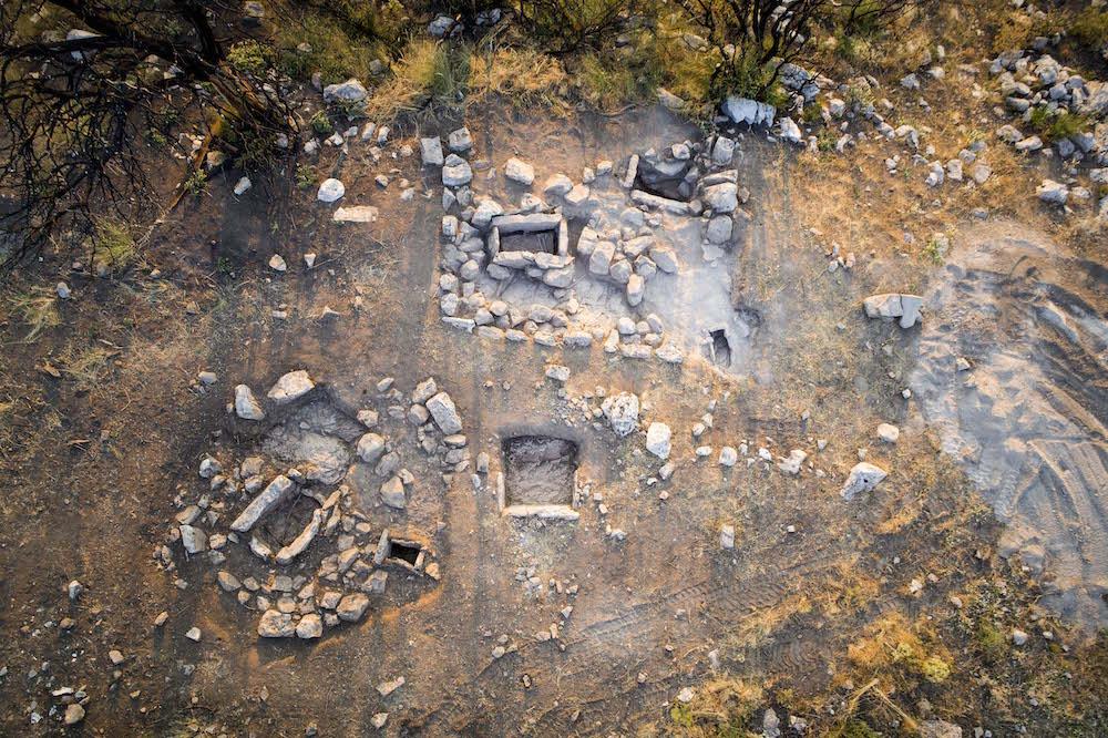 Ταφικοί τύμβοι των ύστερων μυκηναϊκών χρόνων