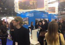Το ελληνικό περίπτερο στην Διεθνή Έκθεση Τουρισμού στην Ουκρανία