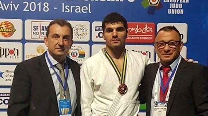 Τζούντο: Χάλκινος ο Θ. Τσελίδης στο Ευρωπαϊκό Πρωτάθλημα