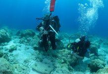 Υποβρύχια αρχαιολογική έρευνα Νάξος
