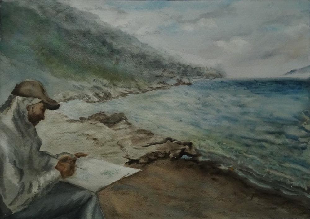 Αργυρακοπούλου Μαρία «Κάλαϊς» Dépôt Art gallery