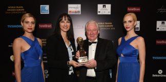 Στην Αθήνα το παγκόσμιο βραβείο για τον κορυφαίο προορισμό στην Ευρώπη το 2018