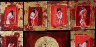 «Η ψυχή και το σώμα» ατομική έκθεση της ζωγράφου Μάτως Ιωαννίδου