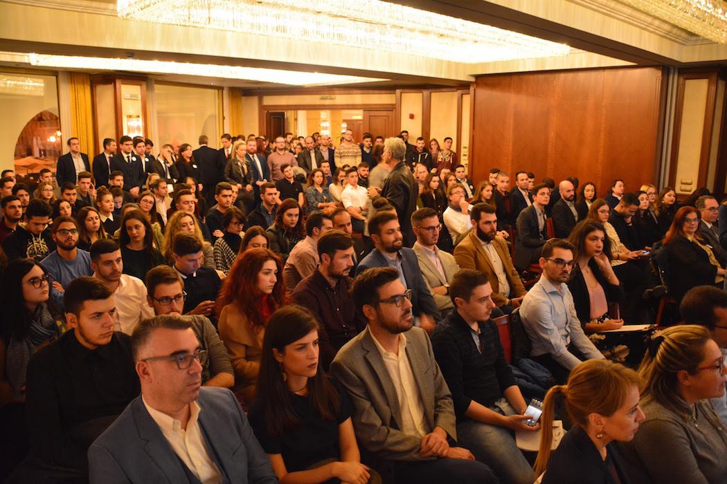 ΗΠΑ Προξενείο Εκδήλωση στην Θεσσαλονίκη