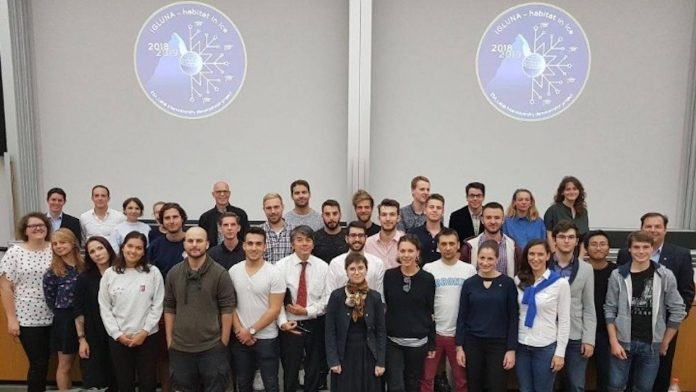 CYCLAMINA, IGLUNA,ESA,Swiss Space Center