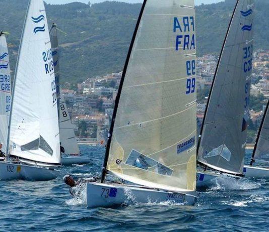 Στην Ελλάδα 10 έω 18 Μαΐου το Ευρωπαϊκό πρωτάθλημα Finn