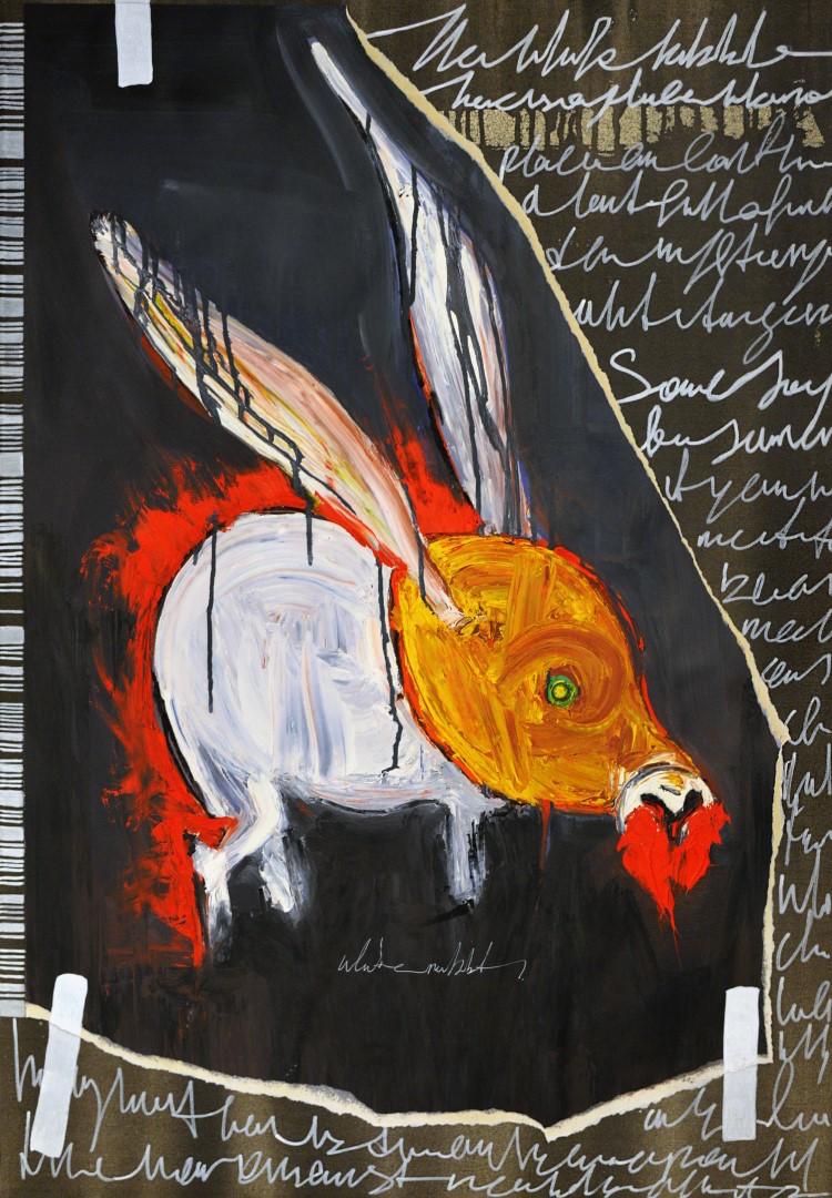 """A Rock Story""  στο Trii Art Hub, Φαίδρα Χάρδα"