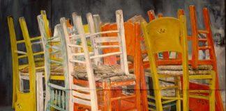 "Gilda Frumkin , ""The Human Passage"", ART APPEL GALLERY"