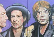 """""""A Rock Story"""" στο Trii Art Hub, Μιχάλης Ελευθερίου"""