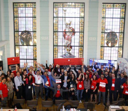 1ο Hackathon για την υγεία του Hacking Health Athens