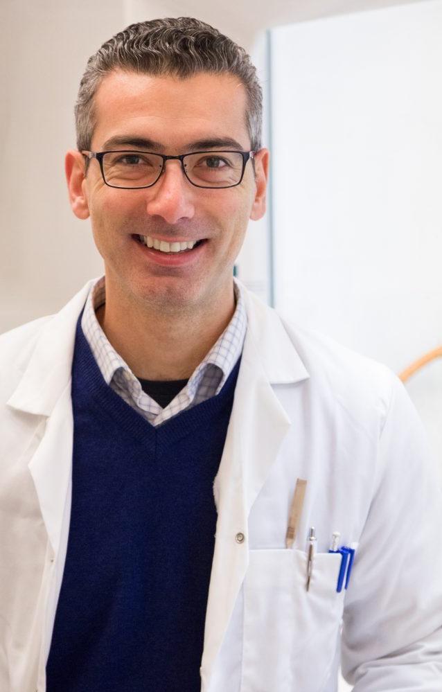 Ο Δρ. Μιχάλης Τερζίδης, εκπρόσωπος του χημικού στοιχείου Λίθιο