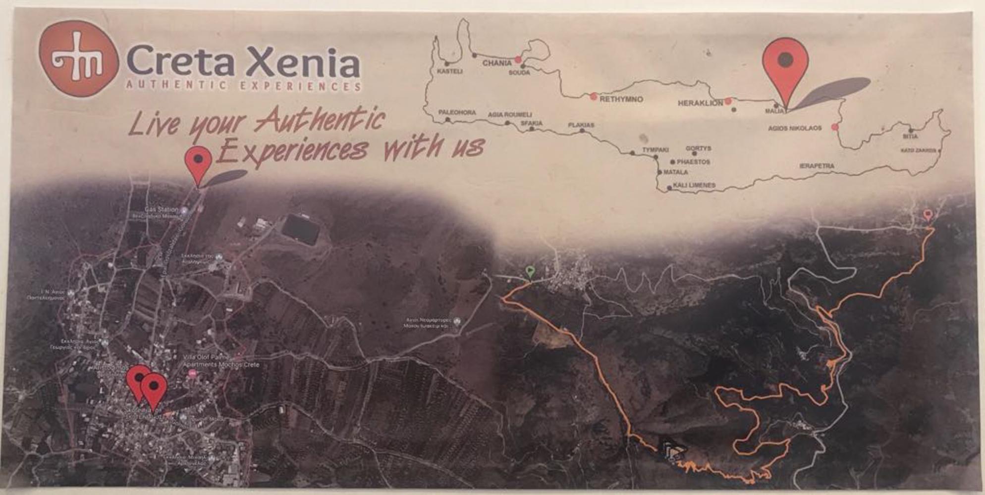 CRETA XENIA AUTHENTIC EXPERIENCES